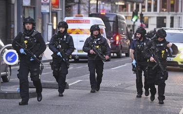 Policija u Londonu