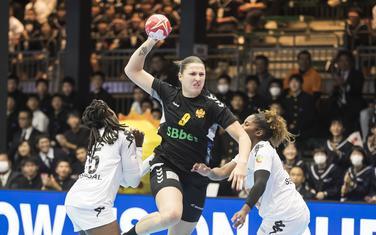 Đurđina Jauković na današnjoj utakmici