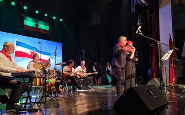 Sa koncerta u Bijelom Polju