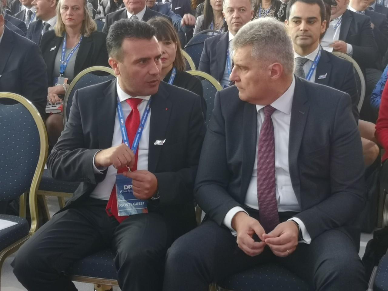 Zaev i Brajović