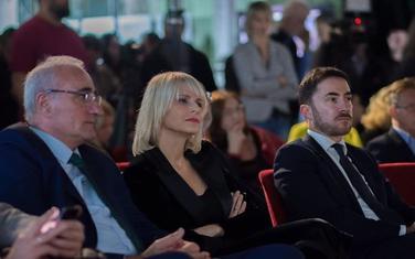 Tarzan Milošević, Sonja Radović Jelovac i Aleksandar Bogdanović na BAB 2019