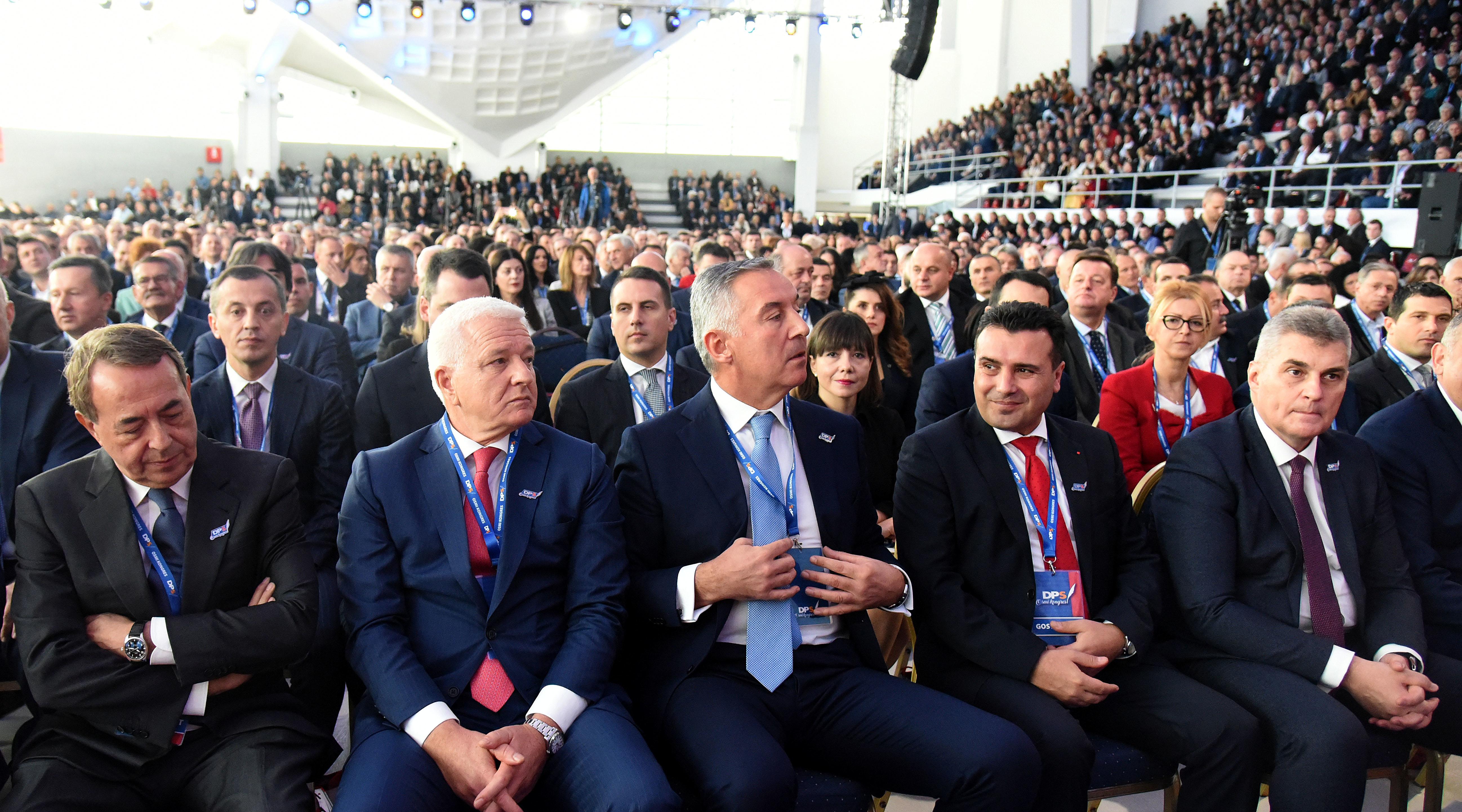 kongres DPS