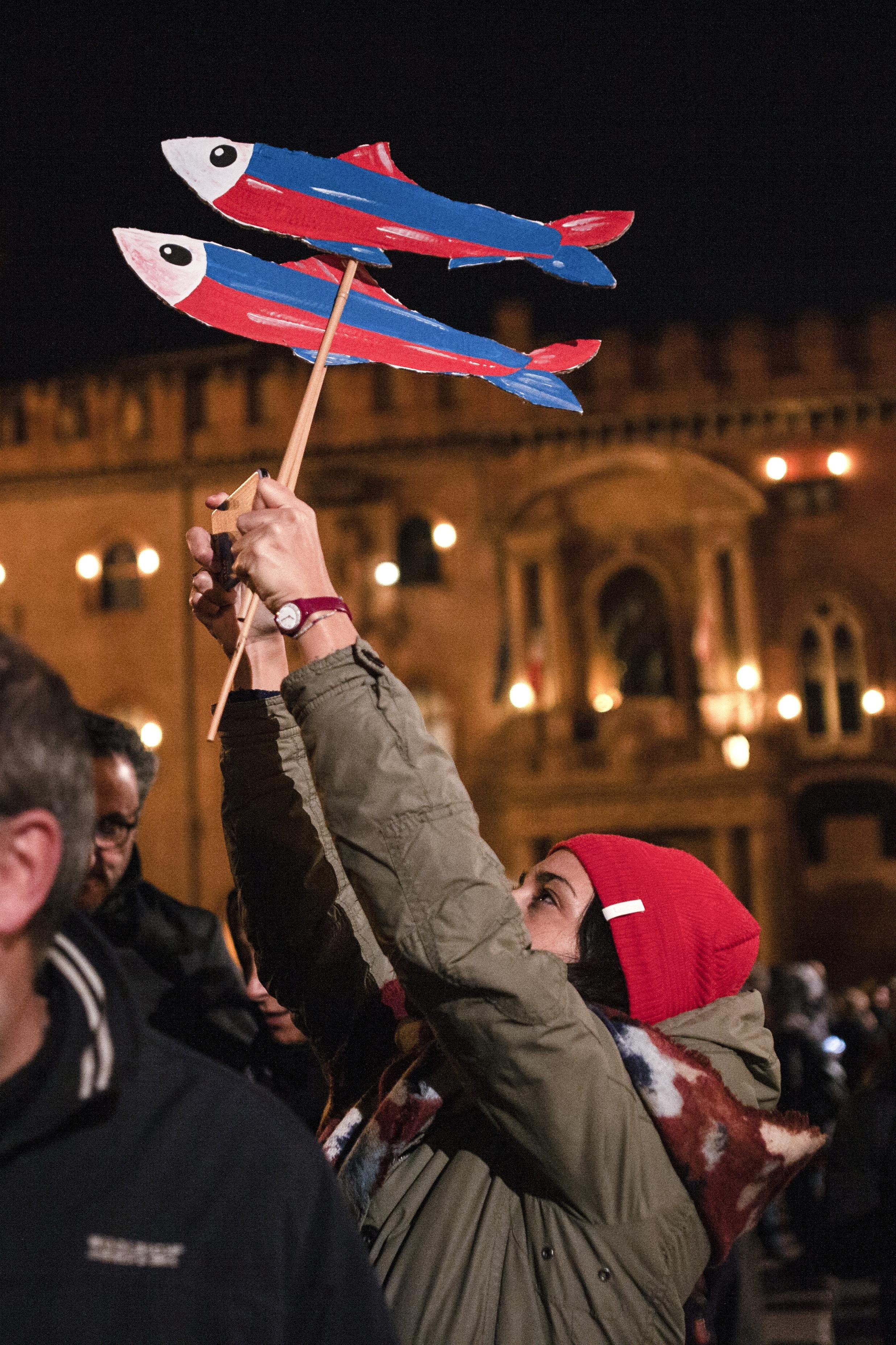 protest Italija