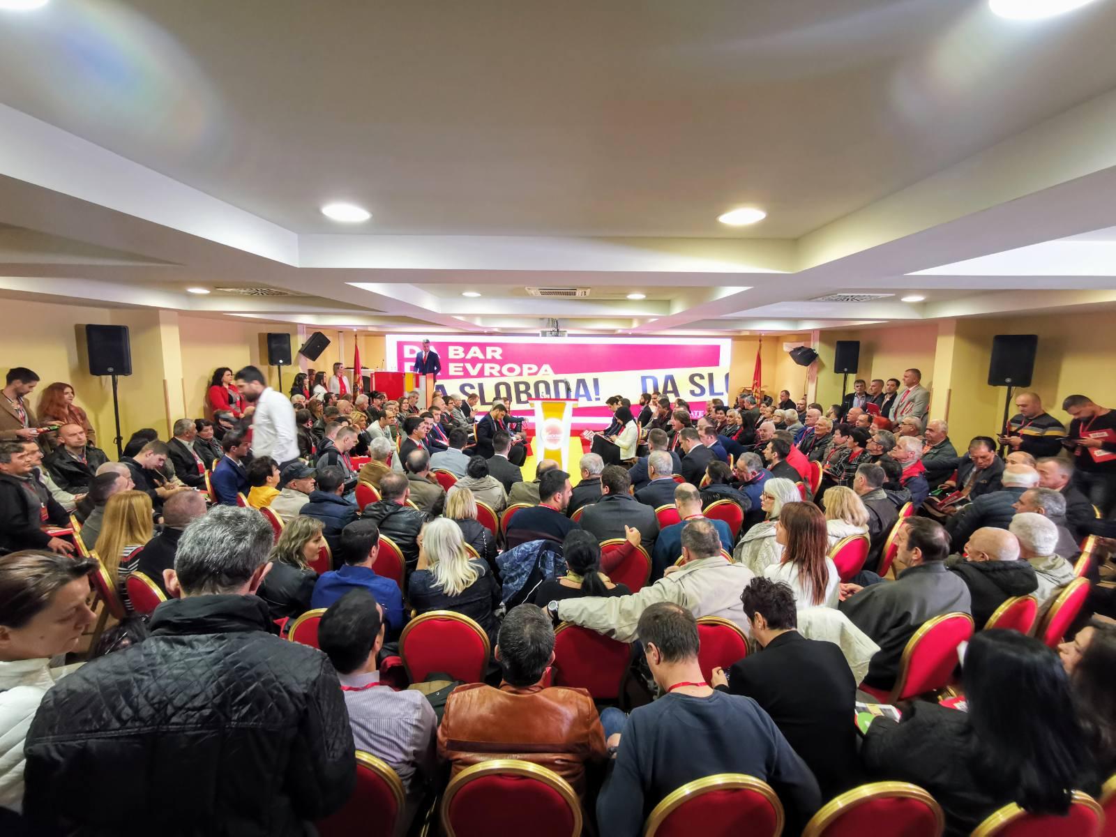 Druga izborna konvencija Demokrata u Baru