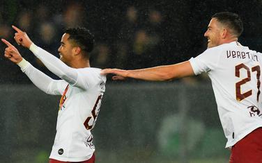 Klajvert je postigao prvi gol za Romu u Veroni