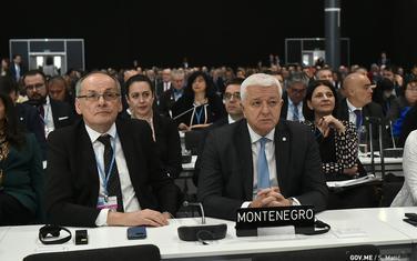 Marković na konferenciji u Madridu