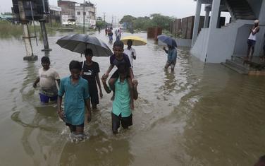 Poplave napravile monsunske kiše