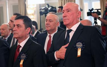 Pred Odborom za bezbjednost očekuju i Peruničića i Kantića