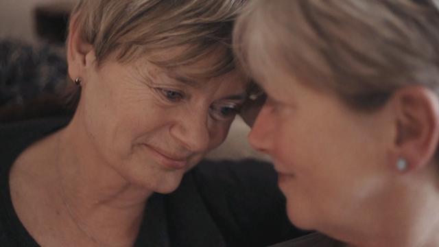 """Scena iz filma """"Living. Loving"""""""