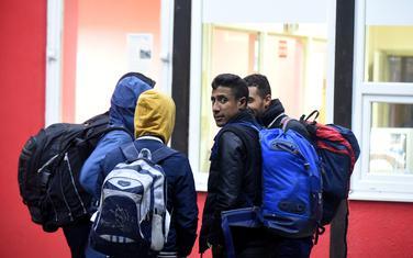Migranti u Pljevljima