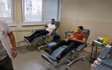 Sa akcije davanja krvi
