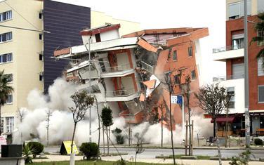 Rušenje zgrade