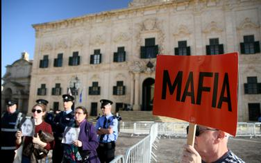 Protesti ispred sjedišta premijera u Valeti