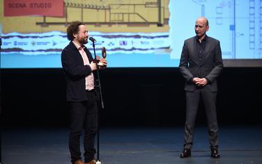 Manuel Alberto Klaro sa nagradom