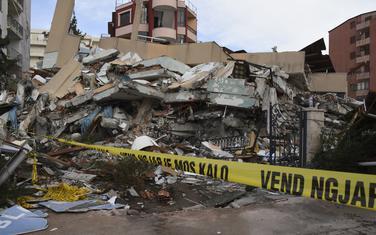 Srušene zgrade u Draču pokazale svu pogubnost loše gradnje