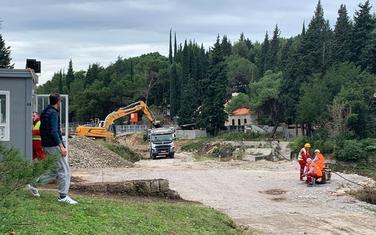 Gradnja u Miločeru