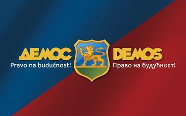 Demos, Demos logo