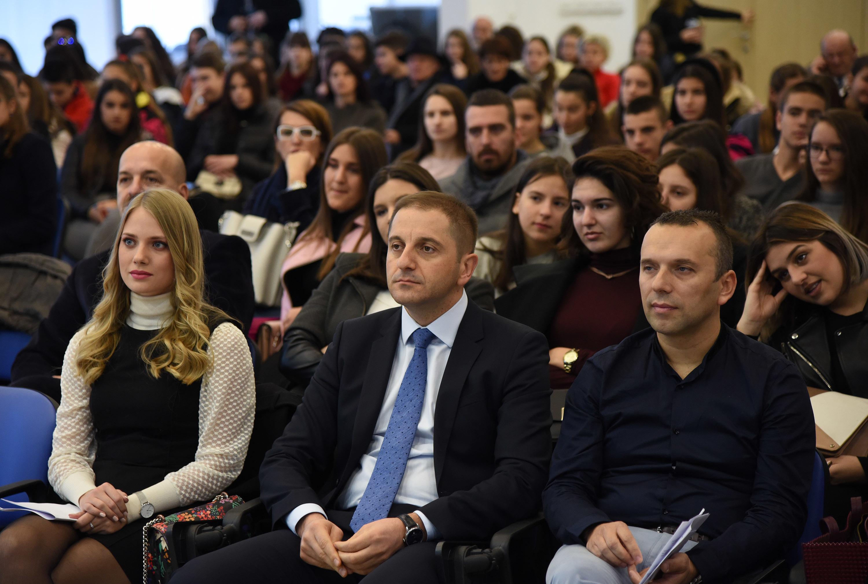 Anđela Mićanović, Damir Šehović