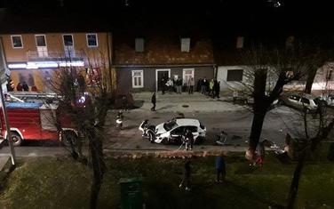 Bomba bila podmetnua isod Pežoa: Sa mjesta nesreće