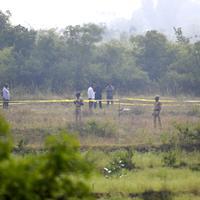Indijska policija na mjestu gdje su četvorica ousmnjičenih ubijeni