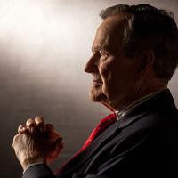 Džordž H.V. Buš 2011.