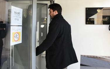 Otešević juče pred Osnovnim sudom