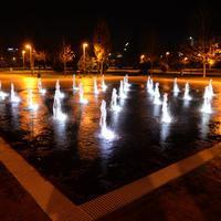 Fontana u Univerzitetskom parku