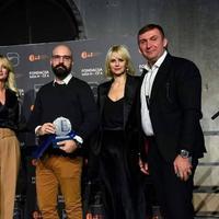 Tatjana Mrđenović, Ivan Milošević, Sonja Radović Jelovac i Saša Marčeta