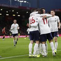Fudbaleri Liverpula slave gol protiv Bornmuta