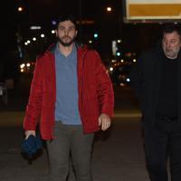 """Otašević sinoć sa urednikom """"Dana"""""""
