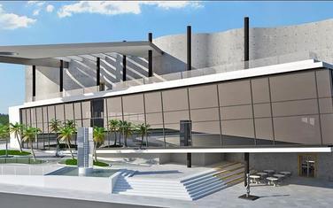 Projekat kulturnog centra koji planira Opština