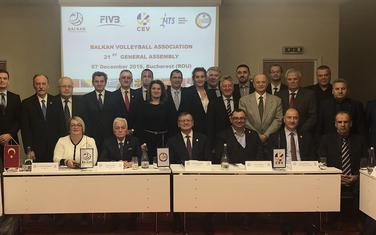 Skupština BVA u Bukureštu