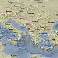 Zemljotres ponovo pogodio Albaniju