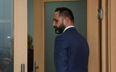 Radulović napušta konferenciju za novinare na kojoj je najavio ostavku