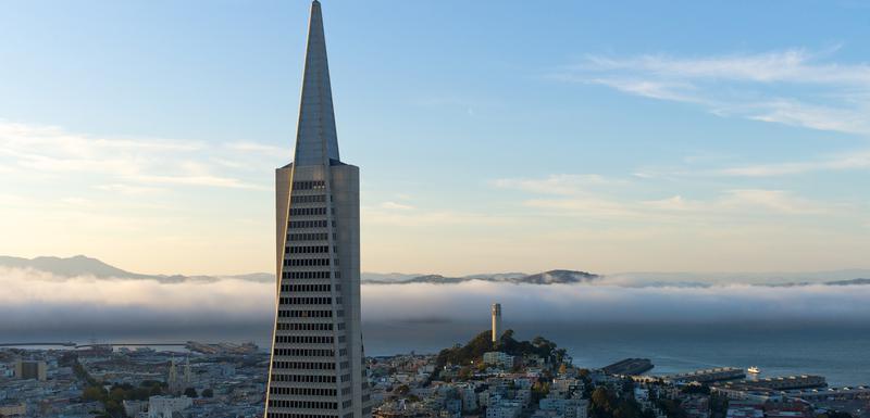 Piramida Transamerica u San Francisku