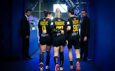 Jovanka Radičević, Majda Mehmedović i Milena Raičević