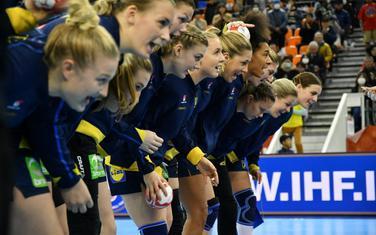 Rukometašice Švedske
