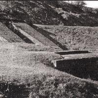 Ostaci elektrane kod manastira