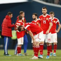 Fudbaleri Rusije