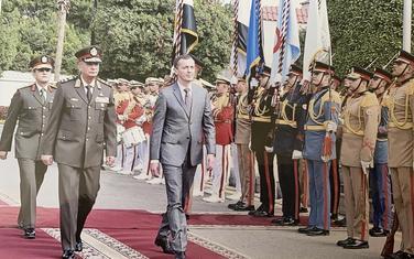 Bošković u Egiptu