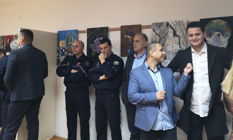 Sa izložbe (foto: Jelena Jovanović)
