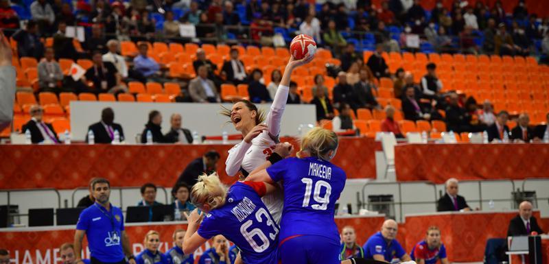 Katarina Buulatović na današnjem meču
