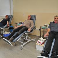 Akciaj dobrovoljnog davanja krvi