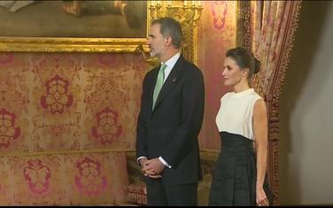 Španska kraljica Leticija sa kraljem Filipom
