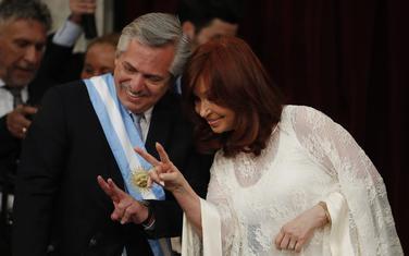 Argentinski predsjednik Alberto Fernandez
