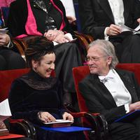Olga Tokarčuk i Peter Handke