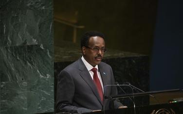 Muhamed Abudlah Muhamed, predsjednik Somalije