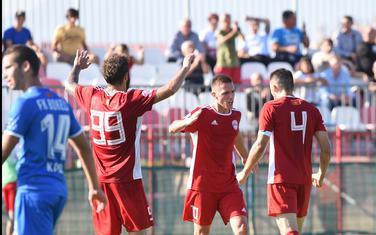 Sa utakmice OFK Titograda