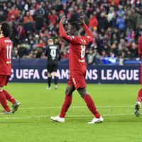 Keita slavi gol za 1:0