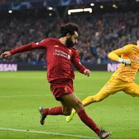 Salah postiže gol za 2:0